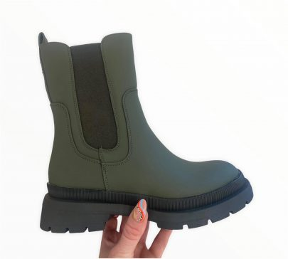 Army Green Boot