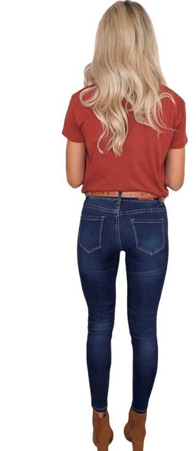 Toxic Dark Denim Jeans1